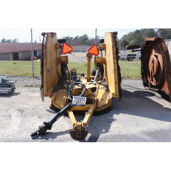 BUSH WACKER 15' Rotary Cutter