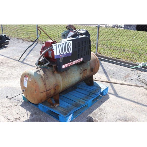 GARDNER DENVER TOUGH BREED Air Compressor
