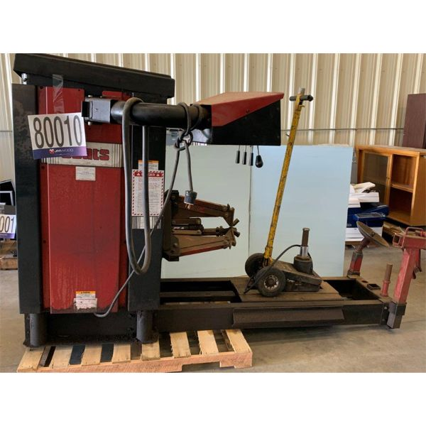 COATS HIT 5000 TIRE CHANGING MACHINE Miscellaneous