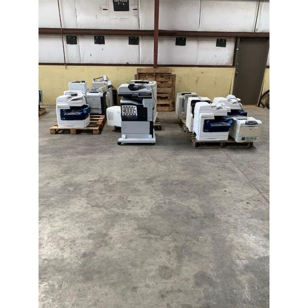 PRINTERS, COPIERS, Selling Offsite: Located in Mobile, AL