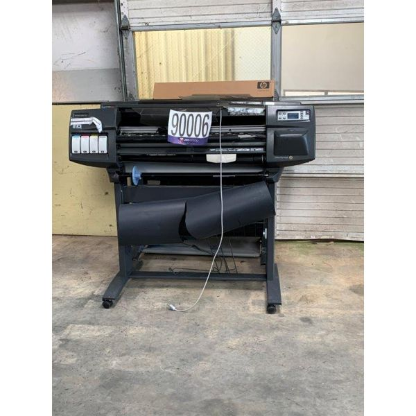 LARGE FORMAT PRINTERS, Selling Offsite: Located in Mobile, AL
