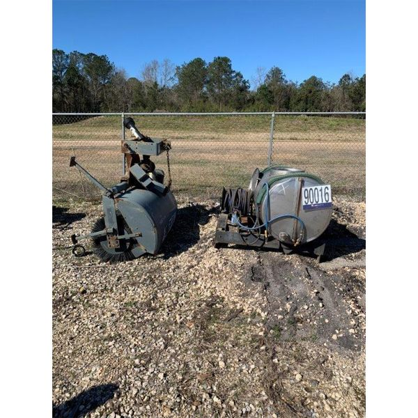 SWEEPER, TANK, Selling Offsite: Located in Mobile, AL