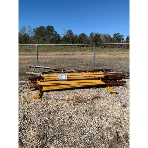 SHELVING, Selling Offsite: Located in Mobile, AL