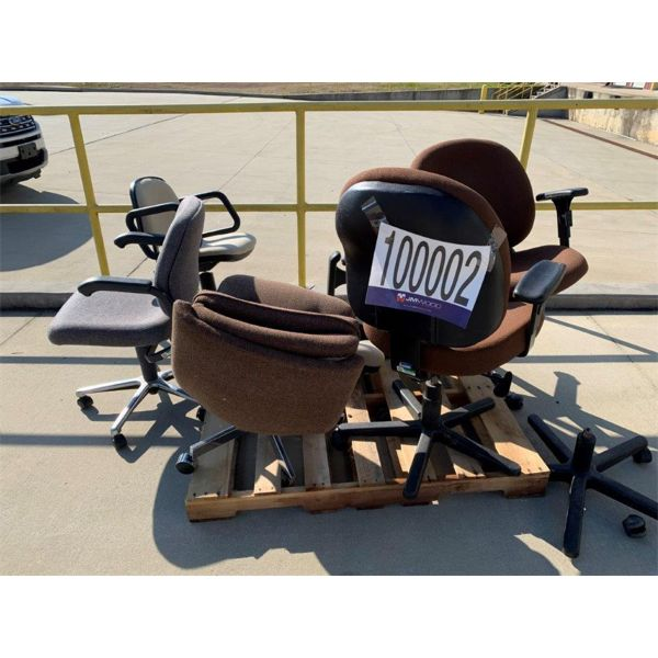 CHAIRS, Selling Offsite: Located in Fayette, AL