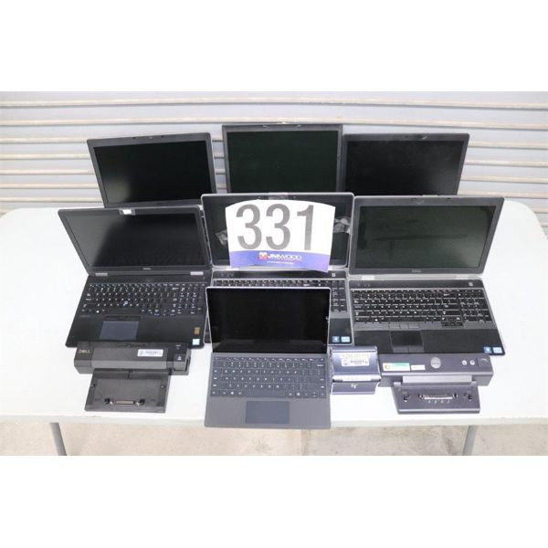 LAPTOPS, TABLETS, DOCKING STATIONS, MICROCOMPUTER SYSTEMS