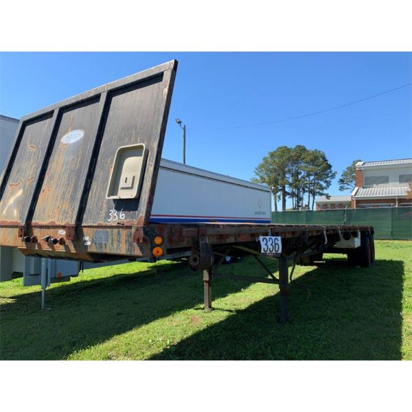 1994 STRICK  Flatbed Trailer