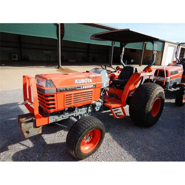 2003 KUBOTA L4300D Farm Tractor
