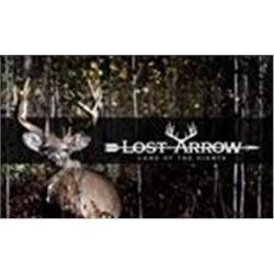 Lost Arrow  Jeff Poosch