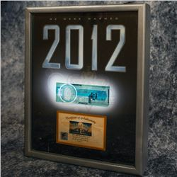 2012 – Ark Boarding Pass – A801