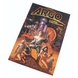 """Argo - """"Argo"""" Prop Movie Poster - A404"""