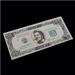Back to the Future Part II – Biff Co. $50.00 Bill - A231