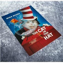 Cat in the Hat, The – Press Kit - A891