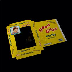 """Child's Play - Good Guys """"Play Doctor's Set"""" Box - A38"""