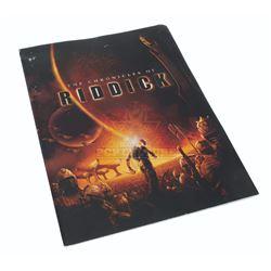 Chronicles of Riddick, The – Digital Press Kit - A195