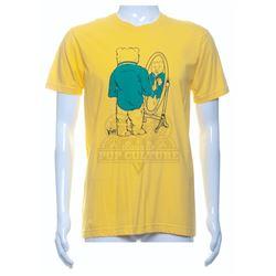 Community (TV) - Abed Nadir's Bear T-Shirt (Danny Pudi) - A941