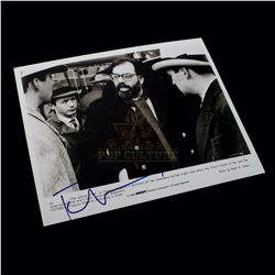 Cotton Club, The - Francis Ford Coppola Autographed Black & White Promo Photo - A57