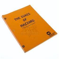 Dukes of Hazzard, The (TV) - Production Used Script - A270