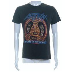 "Ghostbusters (2016) - Rowan North's (Neil Casey) ""Anthrax"" Tour Shirt - A96"