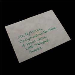 Harry Potter and the Sorcerer's Stone – Hogwarts Invention Envelope - A386