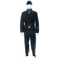 Iron Sky – Gotterdammerung Pilot Crew Costume - A210