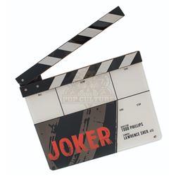 Joker – Production Clapper Board - A196
