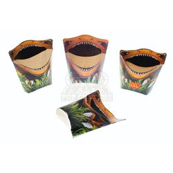Jurassic Park – Prototype McDonald's French Fries Containers - A248