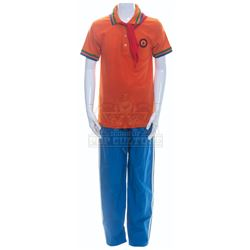 Karate Kid, The (2010) - Dre Parker's (Jaden Smith) Outfit - A169