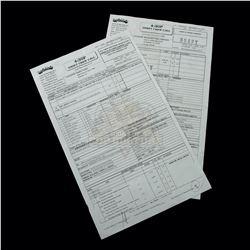 Kill Bill: Vol. 1 – Original Production Call Sheets - A421