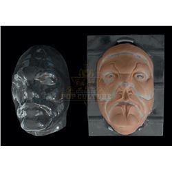 Men In Black 3 – Alien Face Appliance - A209