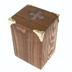 Once Upon a Time (TV) – Prop Heart Box - A214