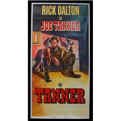 """Once Upon a Time... in Hollywood – """"Tanner"""" Poster - A896"""