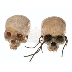 Pirates of the Caribbean: Dead Man's Chest – Cannibal Island Skulls - A182