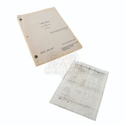Red Heat – Production Script - A191