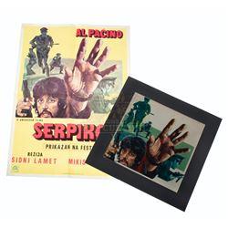 Serpico – Original Movie Poster Artwork - A189