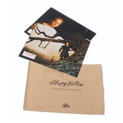 Sleepy Hollow – French Lobby Card Set - A200