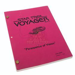 Star Trek: Voyager (TV) - Production Script - A121