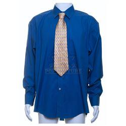 Talladega Nights: The Ballad of Ricky Bobby - Mike Joy's Shirt & Tie - A92
