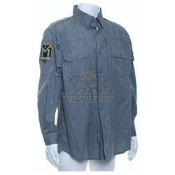 Timeless (TV) – Mason Industries Security Officer Shirt - A20