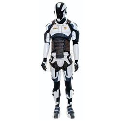 Total Recall (2012) - Federal Police Robot Costume - A315