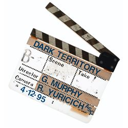 Under Siege 2: Dark Territory – Production Used Clapper Board - A171