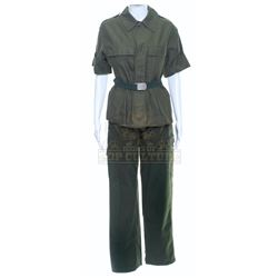 Universal Soldier: The Return – Maggie's (Kiana Tom) Training Outfit - A80