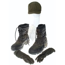 Vertical Limit – Major Rasul's (Temuera Morrison) Hat, Gloves & Boots - A30