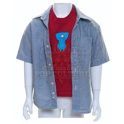Zathura: A Space Adventure - Danny's (Jonah Bobo) Shirts - A110