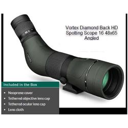 Vortex Diamondback HD 16 48x65 Spotting Scope