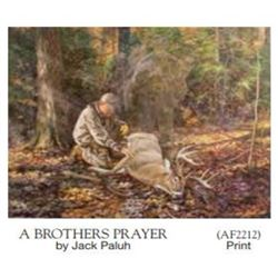 """A Brother's Prayer"" by Jack Paluh"