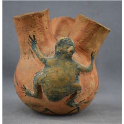 MOHAVE/YUMAN INDIAN POTTERY VASE