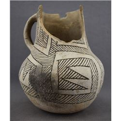 CHACO POTTERY PITCHER