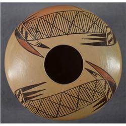 HOPI INDIAN POTTERY JAR (ADELLE NAMPEYO)