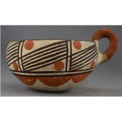 ISLETA INDIAN POTTERY CUP