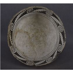 MIMBRES INDIAN POTTERY BOWL